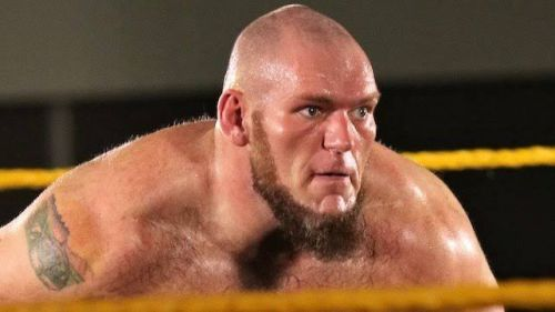Will the NXT's resident monster appear?