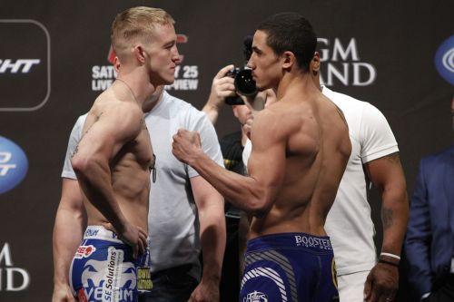 Robert Whittaker vs Colton Smith - UFC 160