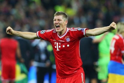 In his prime, the inspiration and role model for many future midfielders. You say box-to-box midfielder in Germany, they will hear Bastian Schweinsteiger