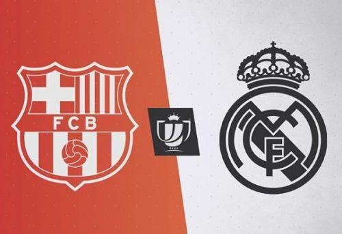 Barcelona and Real Madrid meet in the Copa Del Rey
