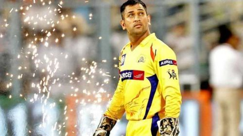 Dhoni Looking for Another IPL title for CSK
