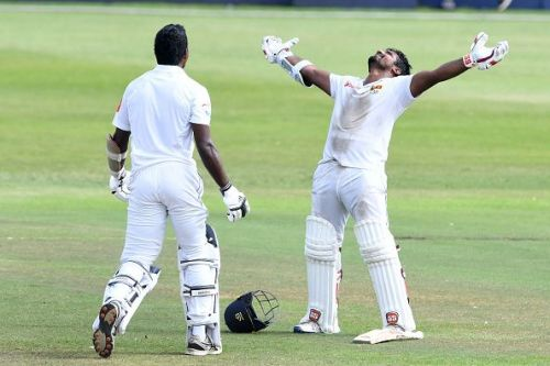 Kusal Perera scripted one of the finest victories for Sri Lanka with his 153*