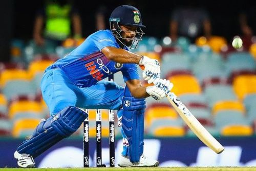 Rishabh Pant is yet to find his feet in the 50-over format