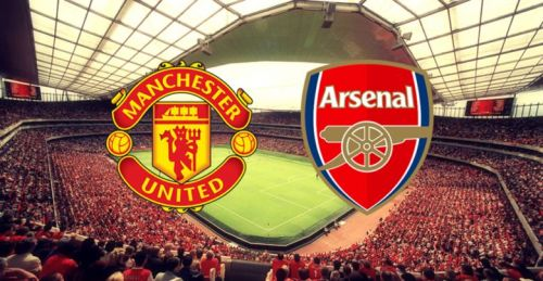 There's no love lost between Manchester United and Arsenal