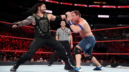 Roman Reigns and John Cena share a long history!
