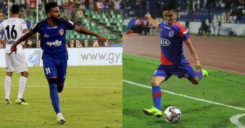 CK Vineeth and Sunil Chhetri have found their form again, but do they make our list?