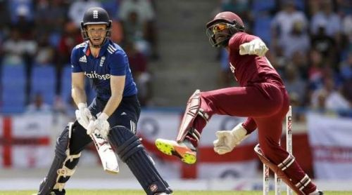 England beat Windies by six wickets