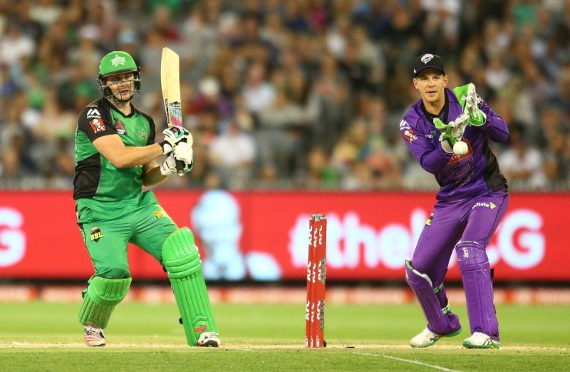 Melbourne Stars have a score to settle when they take on Hobart Hurricanes in the first semi-final