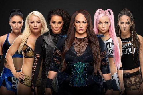 woman tag team match