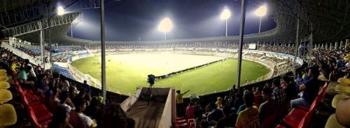 The Fatorda Stadium is a frontrunner to host this year's final