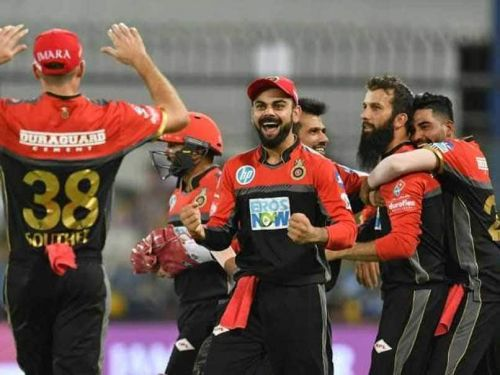 RCB will surely like to fancy their chances this year