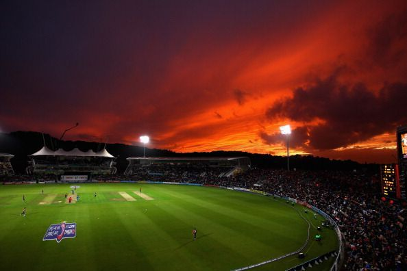 A beautiful time to be a batsman