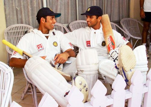 Laxman and Dravid - The trendsetters