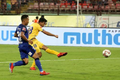 Kerala Blasters Vs Chennayin FC