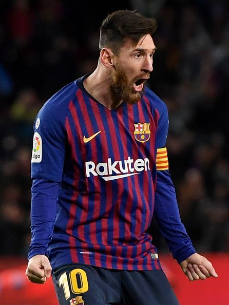 Messi has an incredible goal ratio