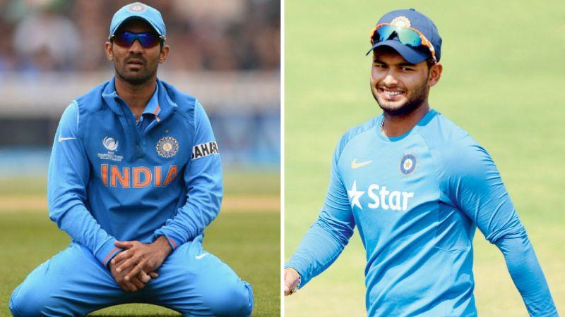 Dinesh Karthik versus Rishabh Pant