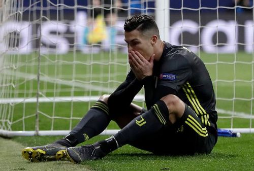 It was not a happy return to Spain for Cristiano Ronaldo