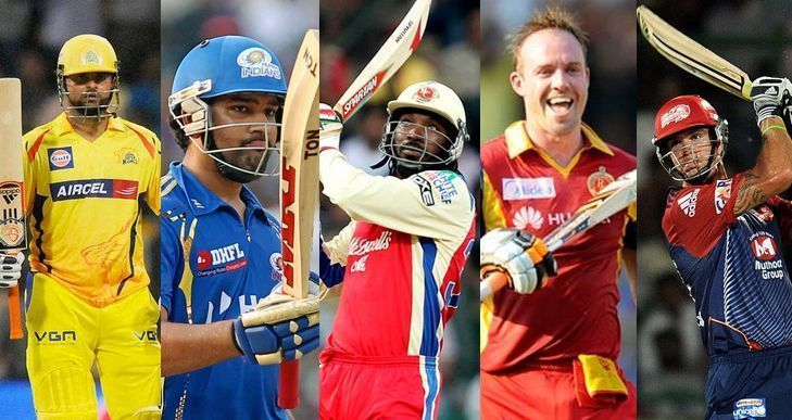 Ipl Series Best Players