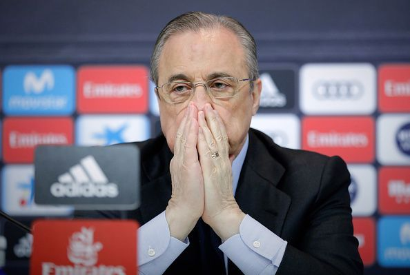Will Florentino Perez try to stop the player?