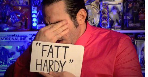 Not 'Fatt Hardy' anymore!