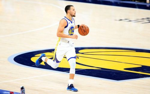 Stephen Curry received the highest number of votes for a guard in the Western Conference