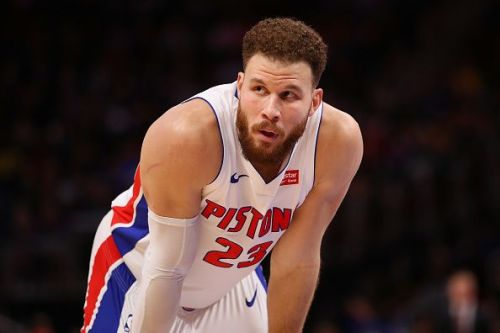 Los Angeles Clippers vs Detroit Pistons