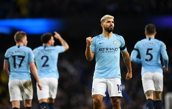 Can Manchester City continue to see off the Schalke challenge?