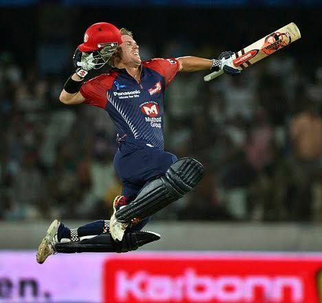 Warner started his career with Delhi Daredevils (now Delhi Capitals)
