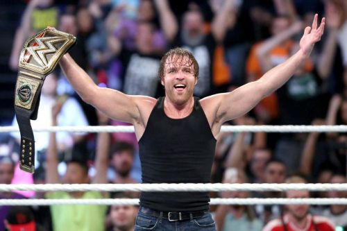 Dean Ambrose had a great run in SmackDown before going to RAW