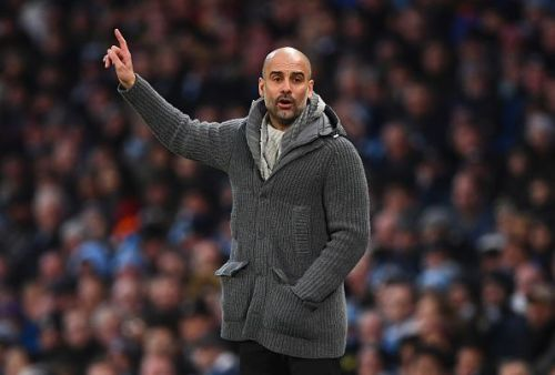 Pep Guardiola is one of the greatest managers of all time