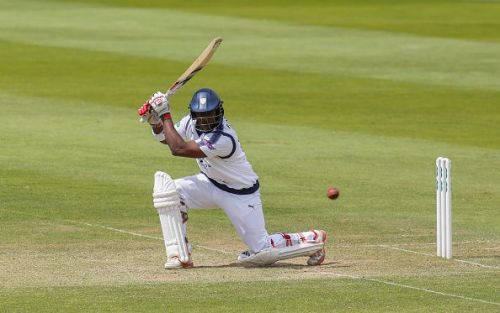 Michael Carberry was dumped for a relatively easy series after a gruelling test against Australia