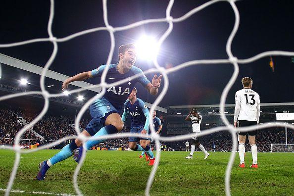 Harry Winks has developed into a key man for Tottenham this season