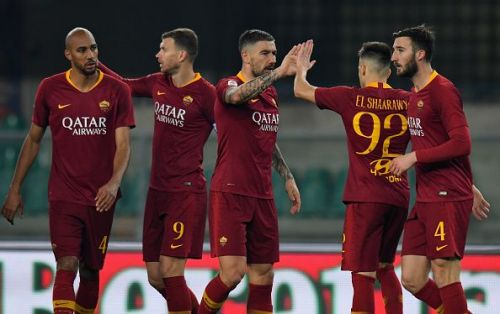 Can AS Roma reproduce the form that saw that reach the semis last se
