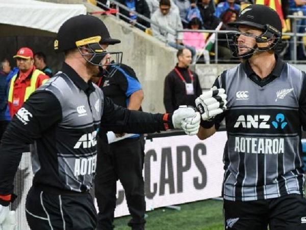 Munro and Siefert have been brilliant at the top for the Kiwis.