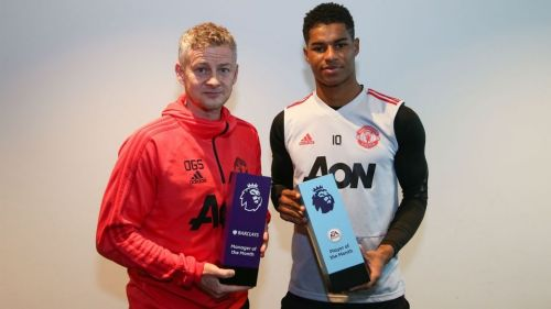 The PL Manager and Player of the Month for January