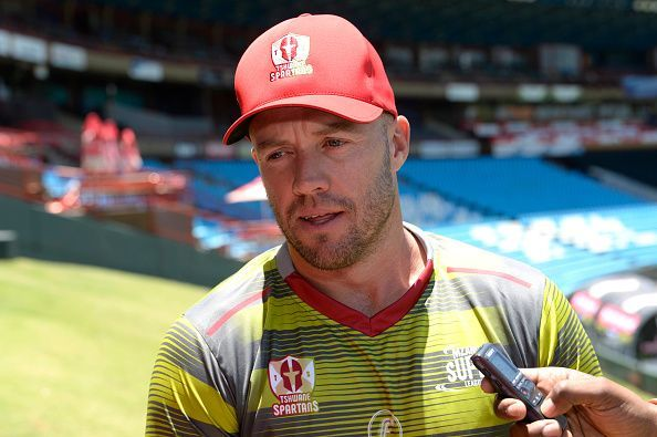 Reports: AB de Villiers to play for Middlesex in 2019 T20 Blast