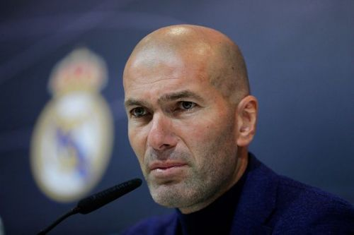 Zidane is being linked to replace Sarri