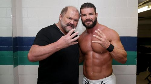 It's no surprise Arn had support from top part-timers to those marginalized in the roster. Has Vince gone senile then?