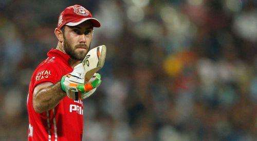 Glenn Maxwell will not play in IPL 2019