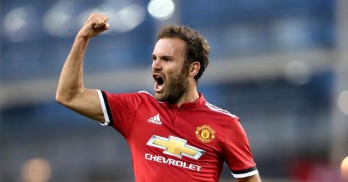 Mata has scored some crucial goals for United over the years.