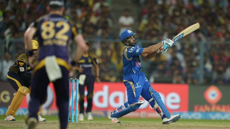Rohit sharma has scored 34 fifties in IPL