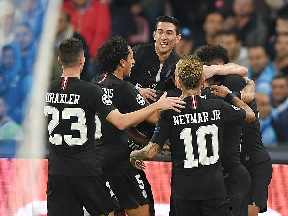 PSG will be looking to get back their winning momentum ahead of their Champions League tie