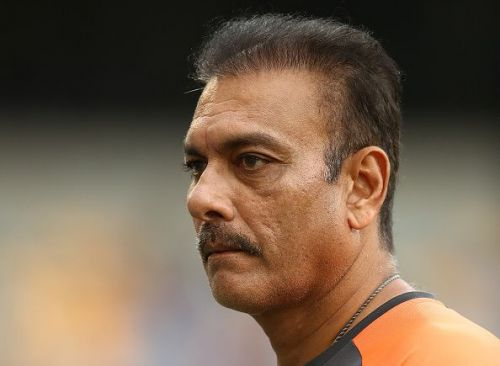 Ravi Shastri - The Indian Head Coach