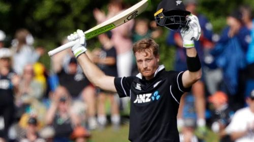 Martin Guptill - Player of the Series