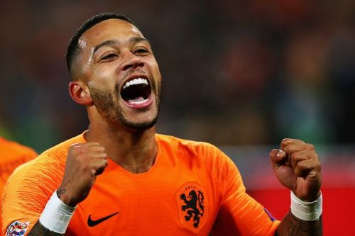 Memphis Depay has been in form for Netherlands as well