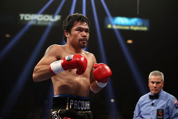 5 Highest Paid Boxers in the World Currently