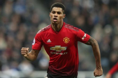 Rashford is on fire at the moment for United
