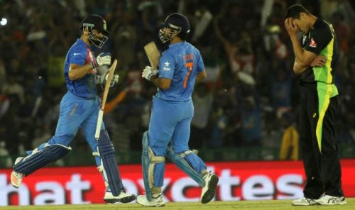 India takes on Australia for a two-match T20I series starting 24th February 2019