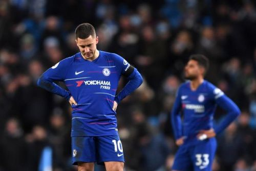 Chelsea stumbled for the nth time against a top opponent