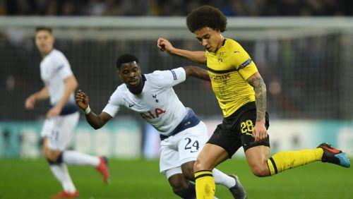 Dortmund started well, but Spurs turned the tide after the break